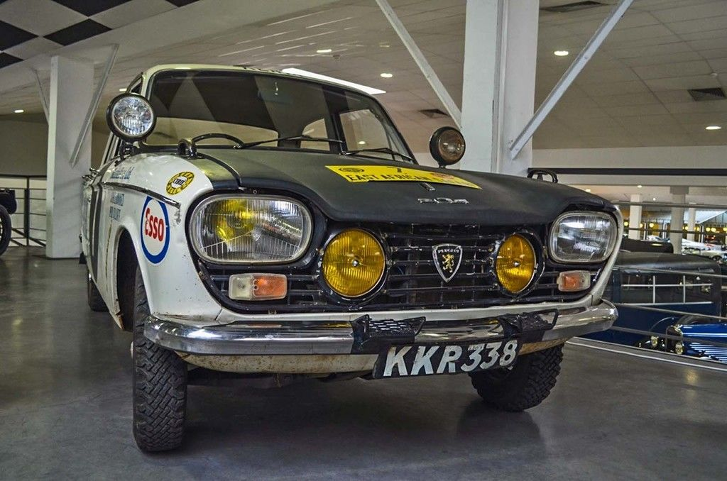 Content aventure peugeot museum 204 rally 2
