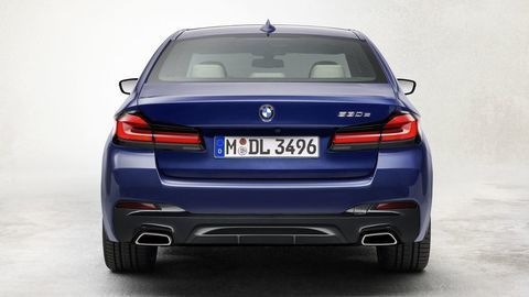 Thumb bmw 5  facelift 2021 autozurnal.com 27