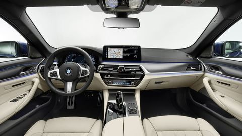 Thumb bmw 5  facelift 2021 autozurnal.com 44