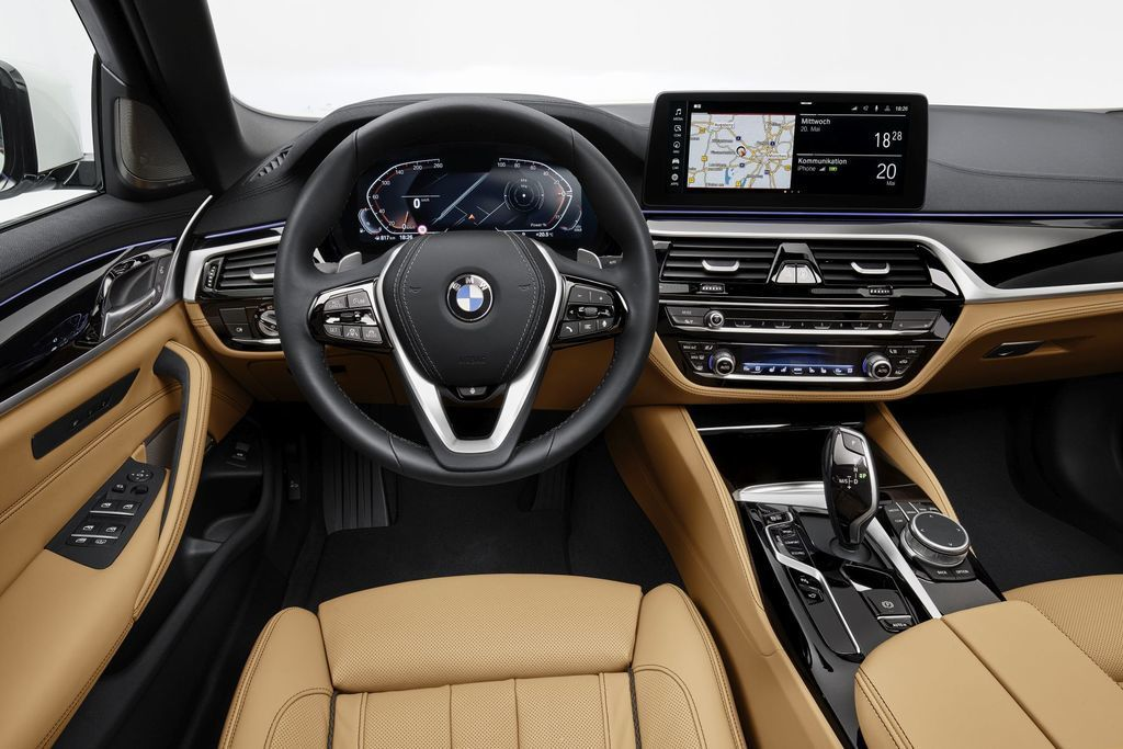 Content bmw 5  facelift 2021 autozurnal.com 69