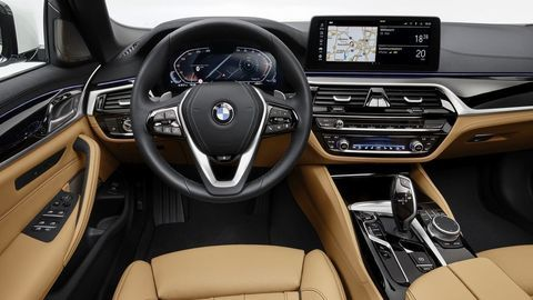 Thumb bmw 5  facelift 2021 autozurnal.com 69