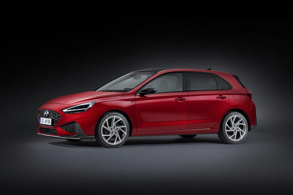 Content hyundai i30 facelift 2020 cennik autozurnal.com 17