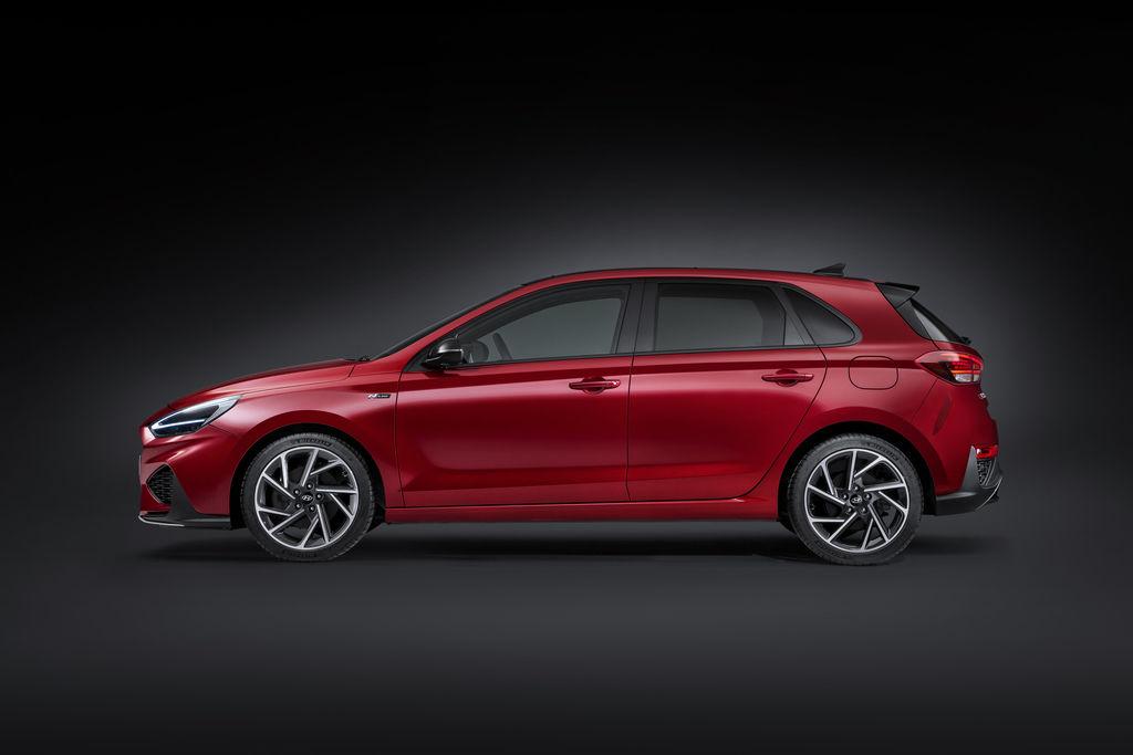 Content hyundai i30 facelift 2020 cennik autozurnal.com 19