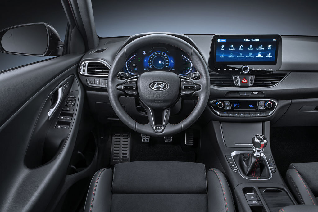 Content hyundai i30 facelift 2020 cennik autozurnal.com 20