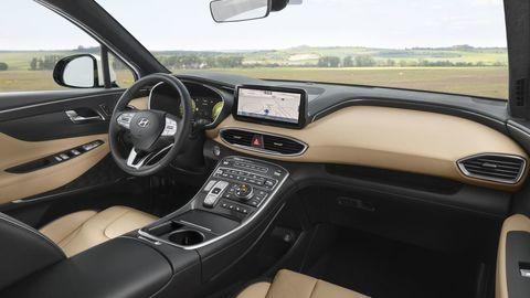 Thumb novy hyundai santafe 2020 facelift autozurnal.com 1