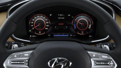 Thumb novy hyundai santafe 2020 facelift autozurnal.com 3