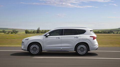 Thumb novy hyundai santafe 2020 facelift autozurnal.com 7
