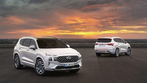 Thumb novy hyundai santafe 2020 facelift autozurnal.com 11