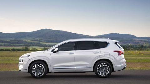 Thumb novy hyundai santafe 2020 facelift autozurnal.com 12