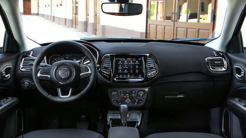 Thumb jeep compass pristr