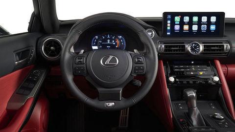 Thumb novy lexus is 2021 foto autozurnal.com 30