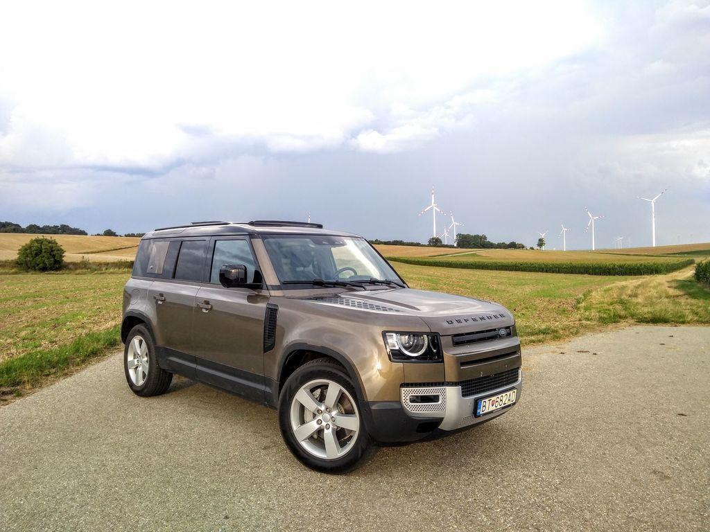 Content test land rover defender 110 p400 2020 autozurnal.com 28