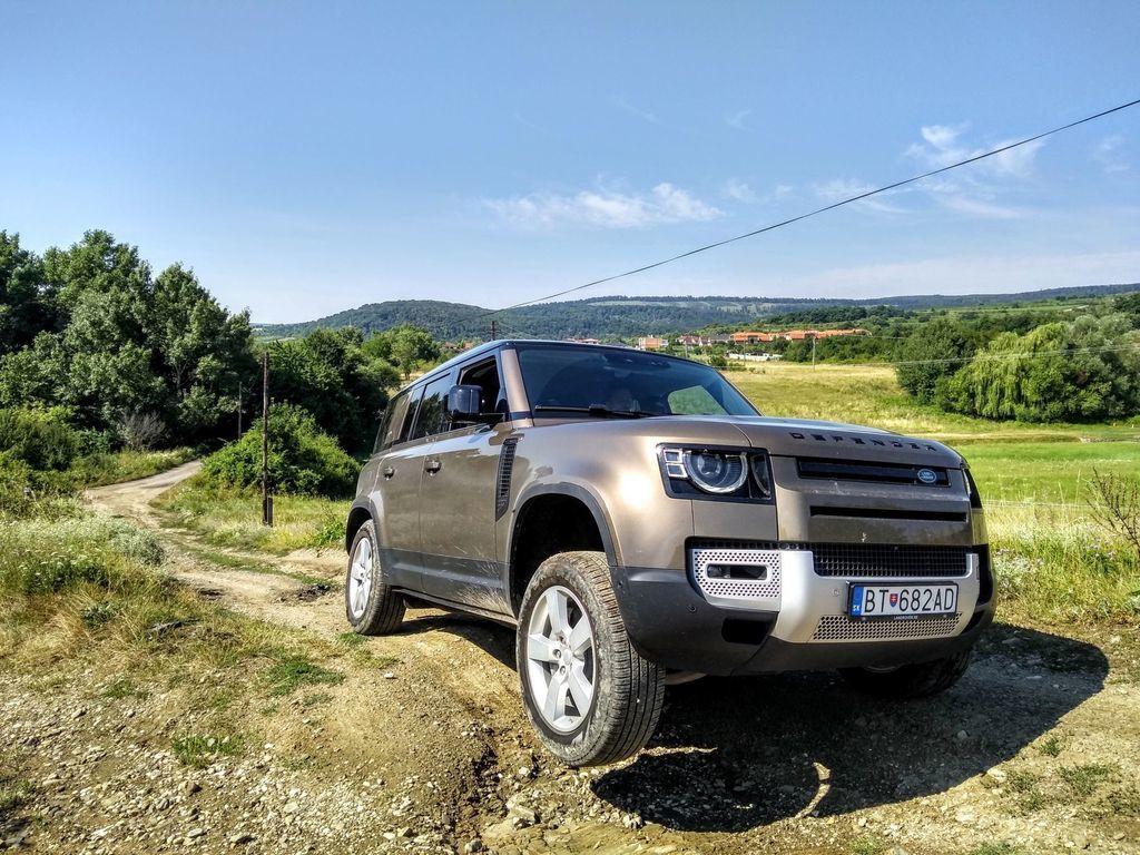 Content test land rover defender 110 p400 2020 autozurnal.com 66