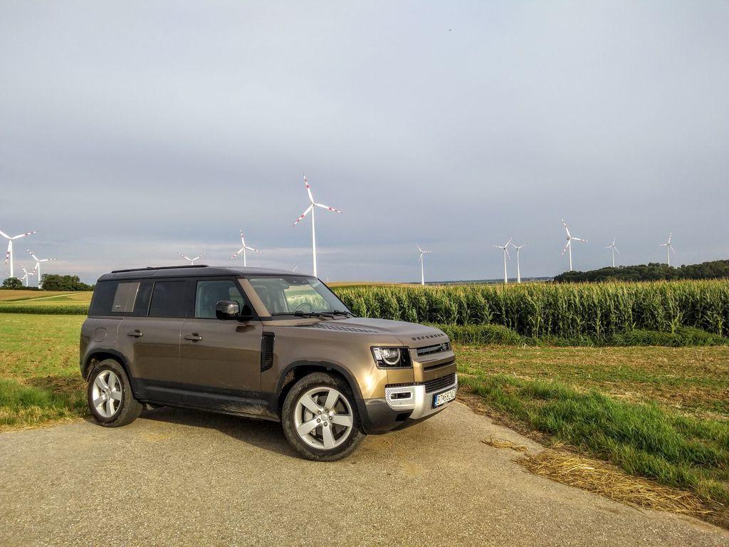 Content test land rover defender 110 p400 2020 autozurnal.com 69