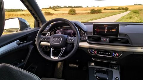 Thumb test audi q5 tfsi e plug in hybrid autozurnal.com 26