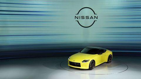 Thumb nissan z proto nissan 400z autozurnal.com 38