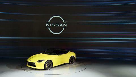 Thumb nissan z proto nissan 400z autozurnal.com 39