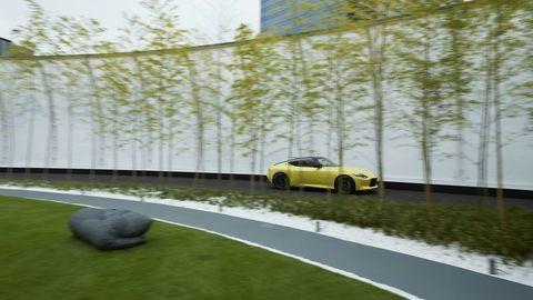 Thumb nissan z proto nissan 400z autozurnal.com 80