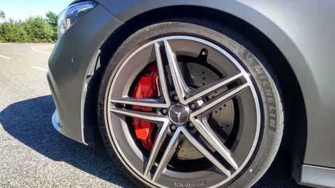 Thumb mercedes amg cla 45 s shooting brake test autozurnal.com 27