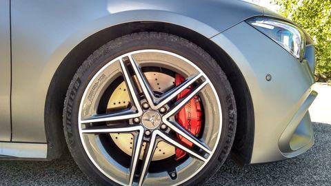 Thumb mercedes amg cla 45 s shooting brake test autozurnal.com 30
