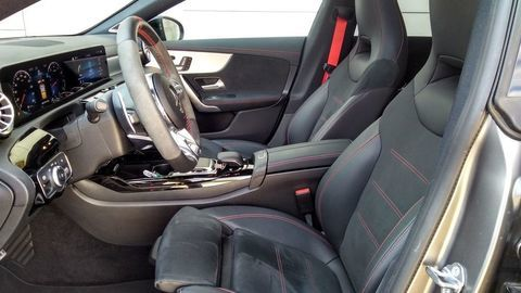Thumb mercedes amg cla 45 s shooting brake test autozurnal.com 9