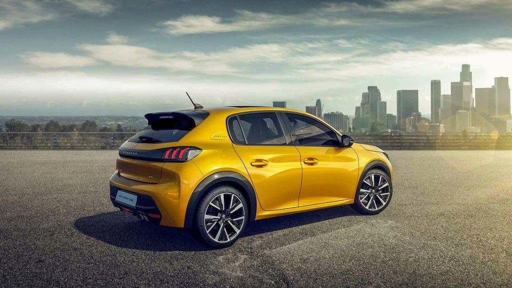 Content zz all new 208 gt line rear.534569.17