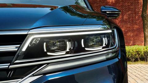 Thumb vw phideon 2021 facelift autozurnal.com 5