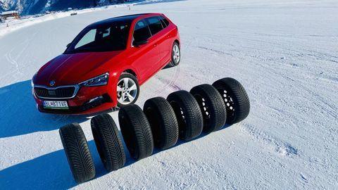 Thumb test zimnych a celorocnych pneumatik 2020 2021 autozurnal.com 2