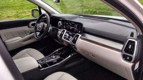 Thumb test kia sorento 1 6 t gdi hybrid 2020 autozurnal.com 31