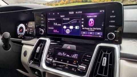 Thumb test kia sorento 1 6 t gdi hybrid 2020 autozurnal.com 32
