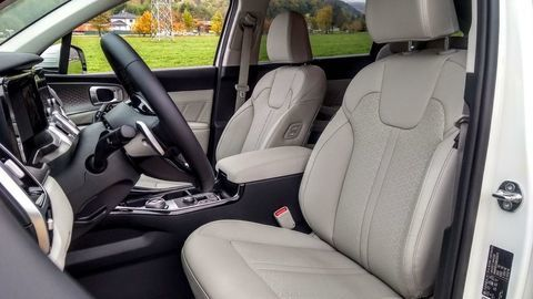 Thumb test kia sorento 1 6 t gdi hybrid 2020 autozurnal.com 37