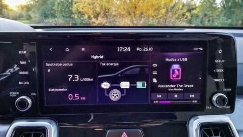 Thumb test kia sorento 1 6 t gdi hybrid 2020 autozurnal.com 19