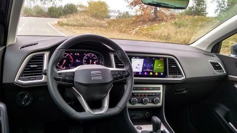 Thumb seat ateca 2.0 tsi 2021 test autozurnal.com 8
