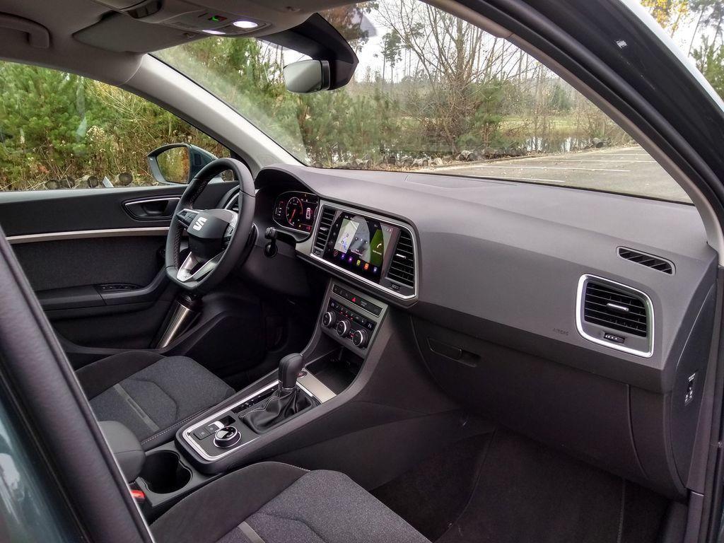 Content seat ateca 2.0 tsi 2021 test autozurnal.com 14