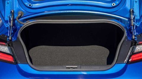 Thumb 2022 subaru brz trunk