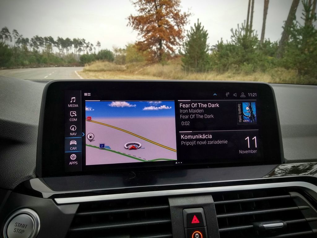 Content bmw x3 xdrive30e plug in hybrid test autozurnal.com 27