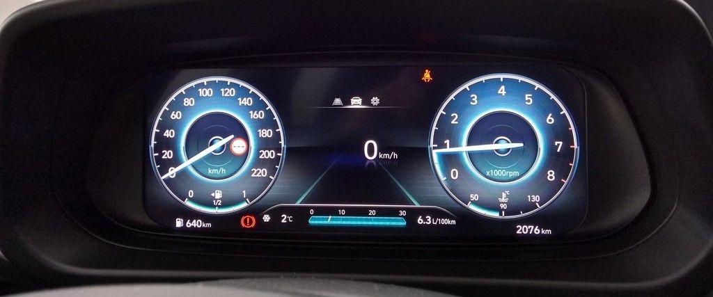 Content novy hyundai i20 test 2021 autozurnal.com 47