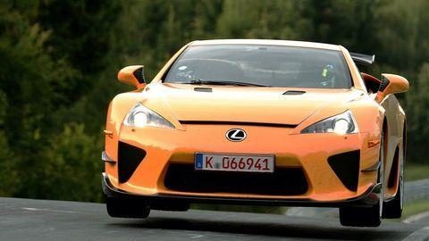 Thumb lexus lfa nuerburgring  package