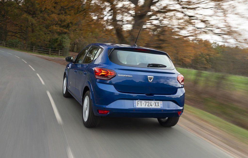 Content dacia sandero 2021 ceny autozurnal.com 9