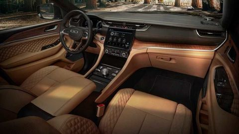 Thumb 2021 jeep grand cherokee l interior  10