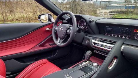 Thumb lexus lc 500 convertible test autozurnal.com 16