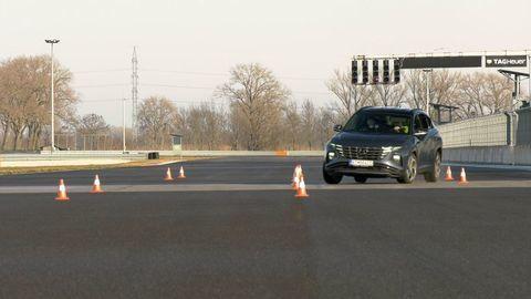 Thumb test hyundai tucson 2021 hybrid vs turbodiesel autozurnal.com 6
