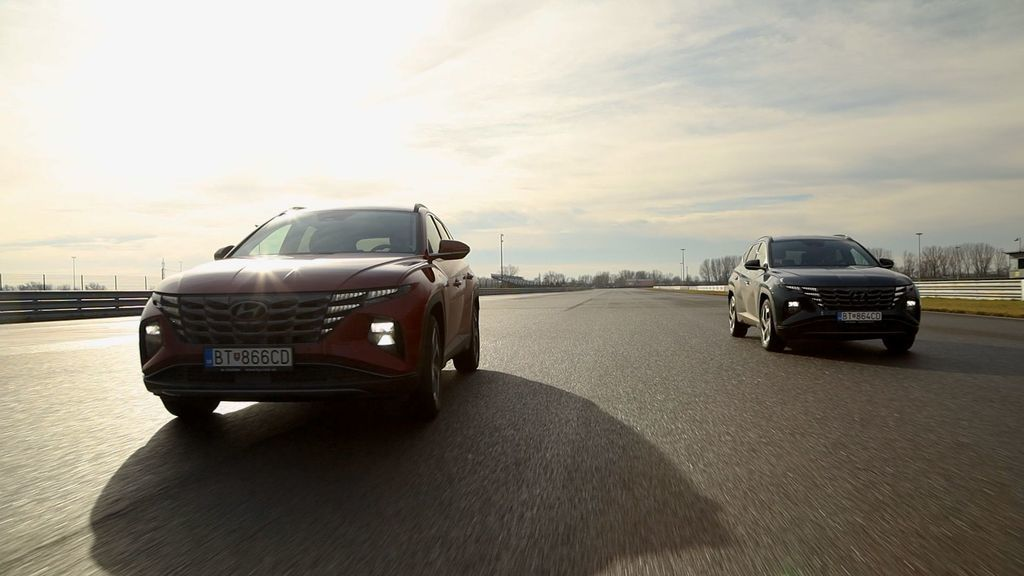 Content test hyundai tucson 2021 hybrid vs turbodiesel autozurnal.com 8