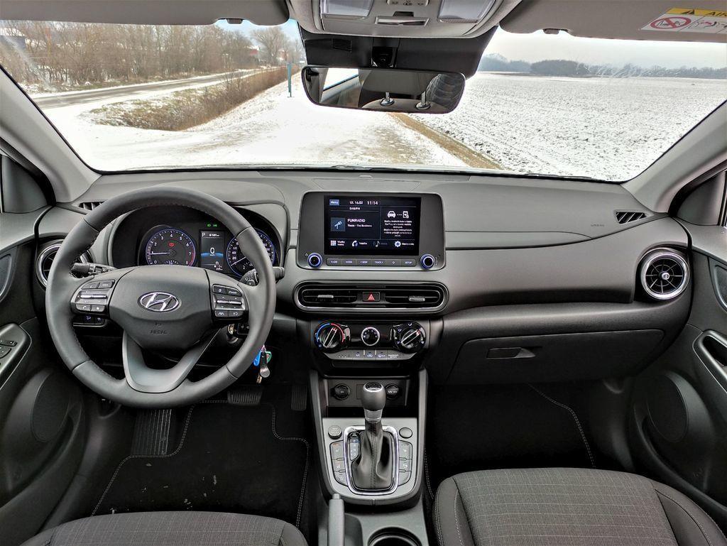 Content hyundai kona facelift 2021 test autozurnal.com 22