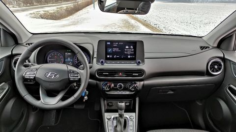 Thumb hyundai kona facelift 2021 test autozurnal.com 22