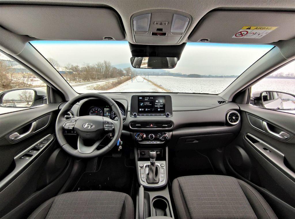 Content hyundai kona facelift 2021 test autozurnal.com 23