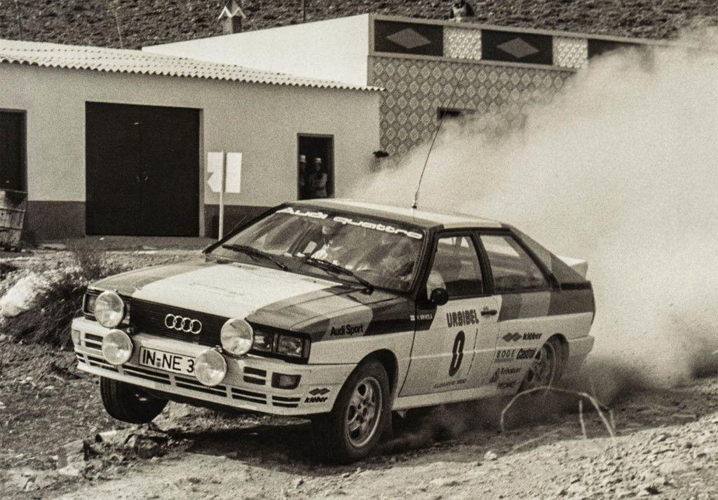 Content 3 algarve rally 1980