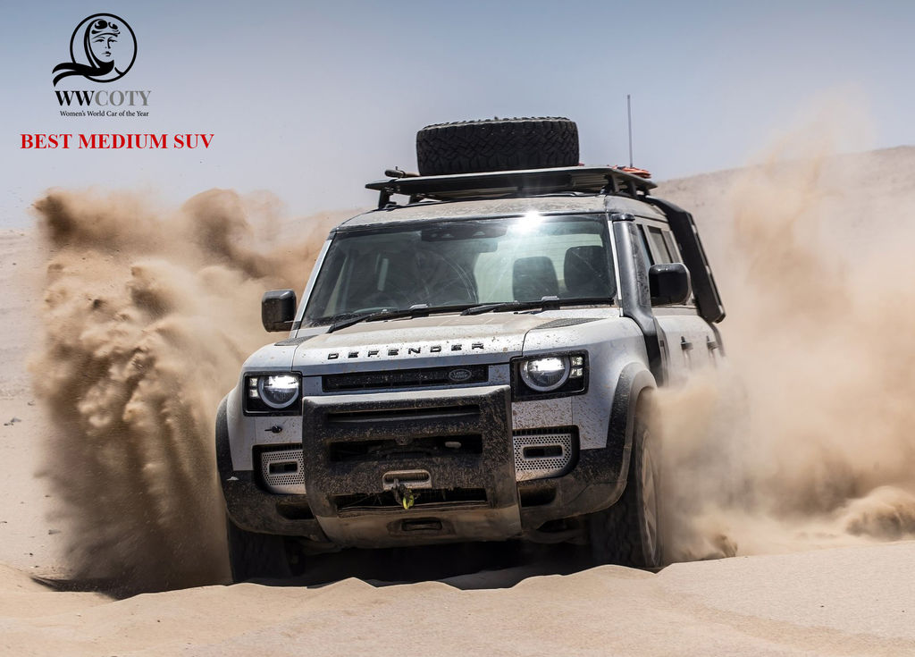 Content best medium suv   land rover defender