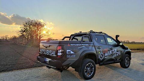 Thumb mitsubishi mountain sherpa test autozurnal.com 20   k pia