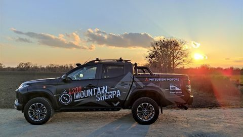 Thumb mitsubishi mountain sherpa test autozurnal.com 25   k pia